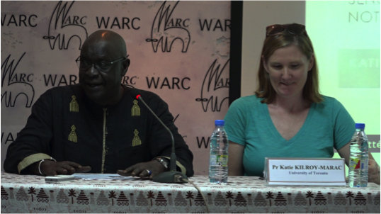 Book presentation: Katie Kilroy – Marac: An Impossible Inheritance: Postcolonial Psychiatry and the Work of Memory in a West African Clinic