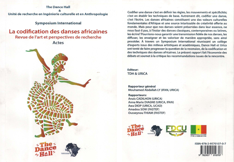 Book Launch: La Codification des danses africaines