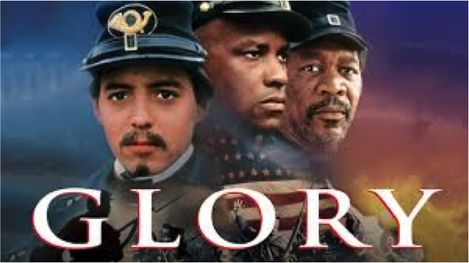 Black History Month 2020 at WARC : Film screening and discussion: Glory