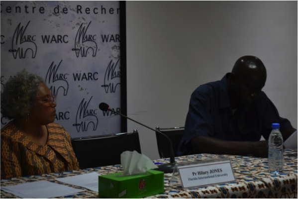 Black History Month 2020 at the West African Research Center (WARC)